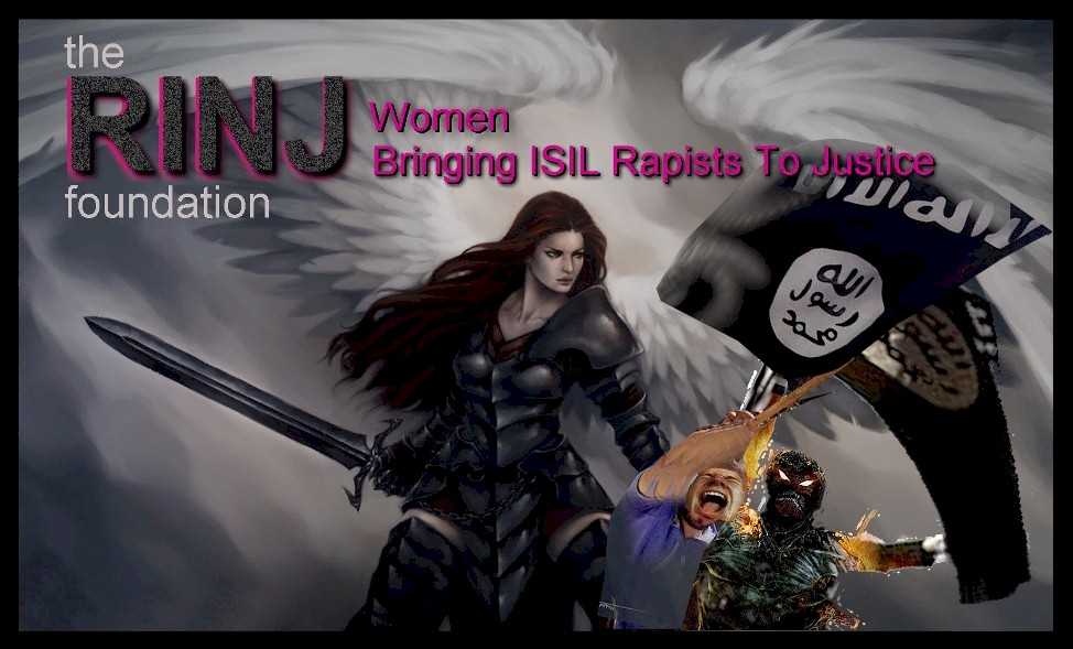 the rinj foundation better tomorrow fighting in our own way alongside our sisters against isil