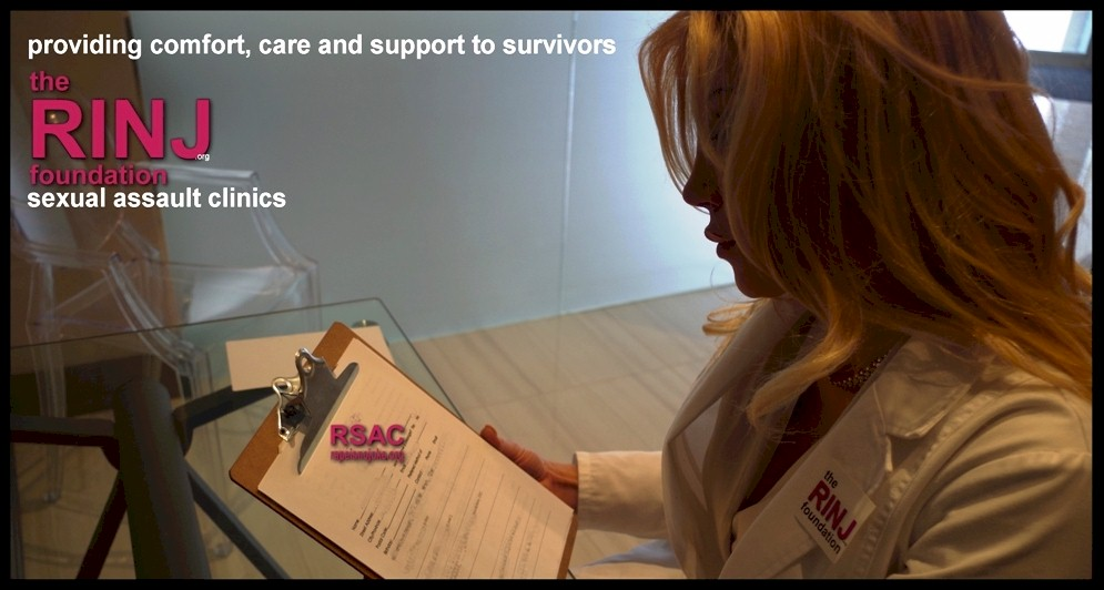 The RINJ Foundation Sexual Assault Clinics (RSAC) - Provideing Women's Health Care and Uniting Our Sisters Around The World